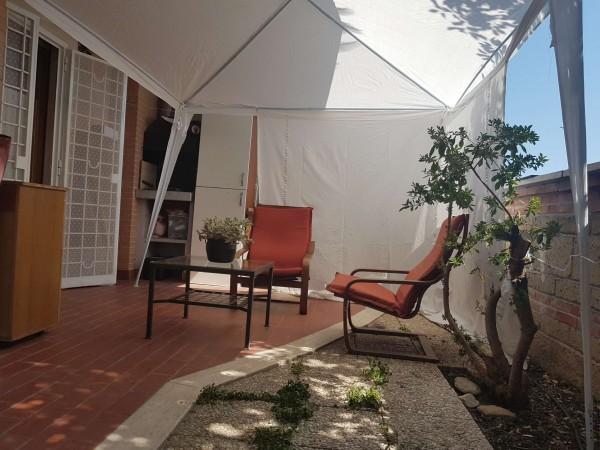 Appartamento in vendita a Roma, Collina Delle Muse, Con giardino, 85 mq