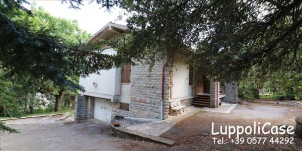 Villa in vendita a Monteriggioni, Con giardino, 212 mq - Foto 2