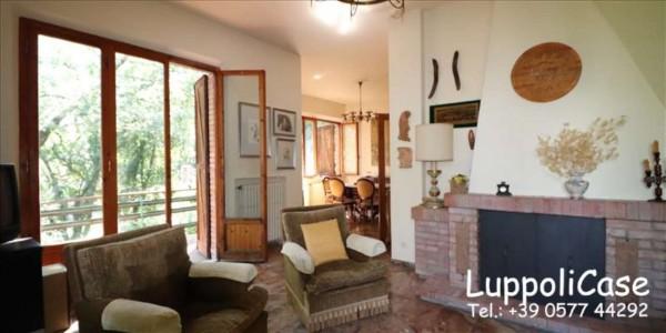 Villa in vendita a Monteriggioni, Con giardino, 212 mq - Foto 18
