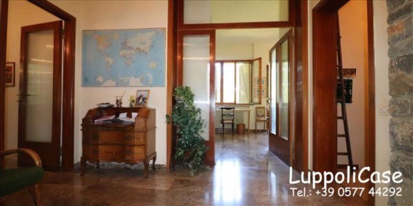 Villa in vendita a Monteriggioni, Con giardino, 212 mq - Foto 19