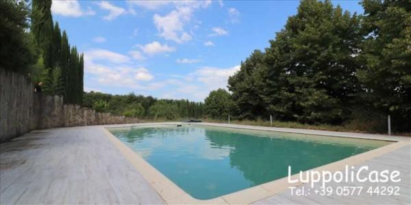 Villa in vendita a Siena, Con giardino, 225 mq