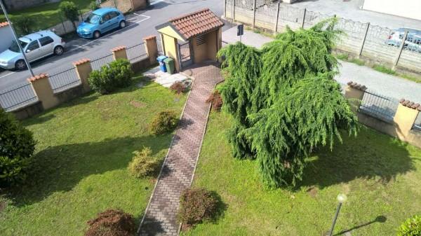 Appartamento in affitto a Boffalora sopra Ticino, Semi-centrale, Con giardino, 100 mq