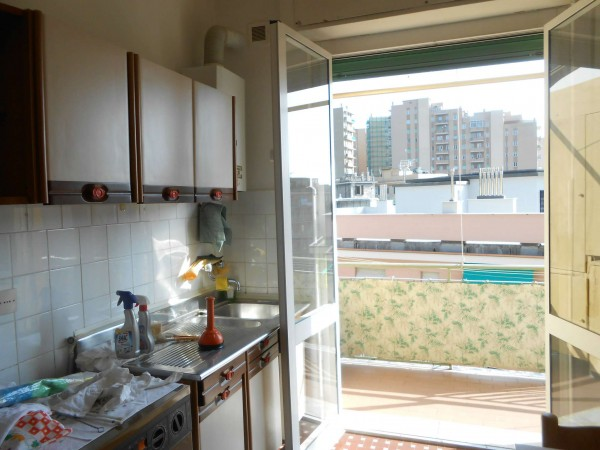 Appartamento in affitto a Genova, Adiacenze Monoblocco, Arredato, 68 mq