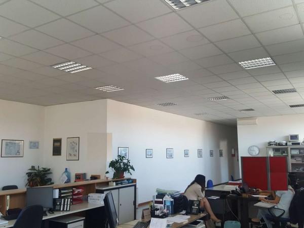 Ufficio in affitto a Torino, Pozzo Strada, 250 mq