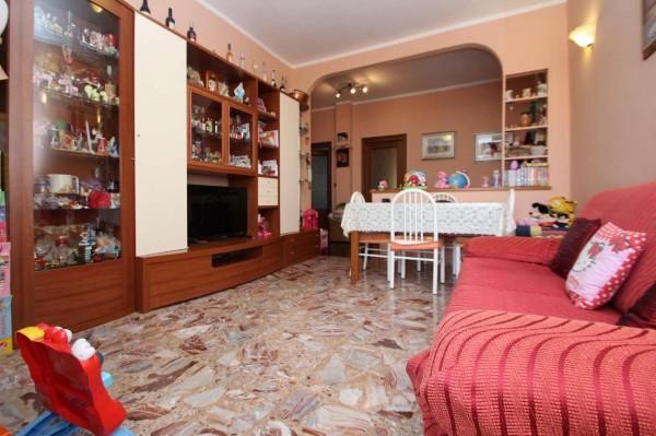Appartamento in vendita a Torino, Borgo Vittoria, 55 mq