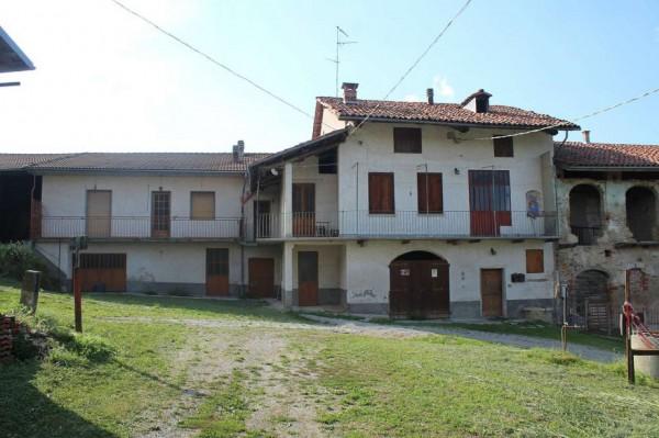 Rustico/Casale in vendita a Vicoforte, Il Groglio, Con giardino, 500 mq