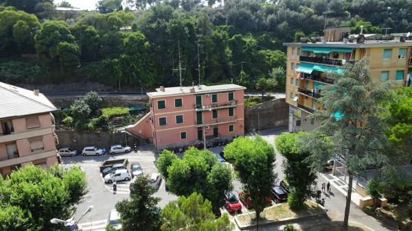 Appartamento in affitto a Recco, Centrale, 70 mq