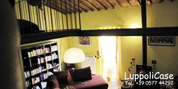 Appartamento in vendita a Castelnuovo Berardenga, Con giardino, 110 mq - Foto 3