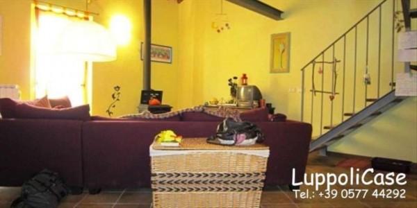Appartamento in vendita a Castelnuovo Berardenga, Con giardino, 110 mq - Foto 13