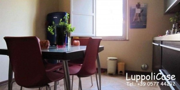 Appartamento in vendita a Castelnuovo Berardenga, Con giardino, 110 mq - Foto 5