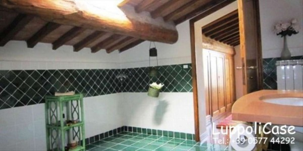 Appartamento in vendita a Castelnuovo Berardenga, Con giardino, 110 mq - Foto 7