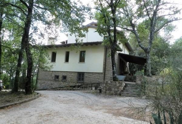 Villa in vendita a Perugia, San Marco, Con giardino, 270 mq