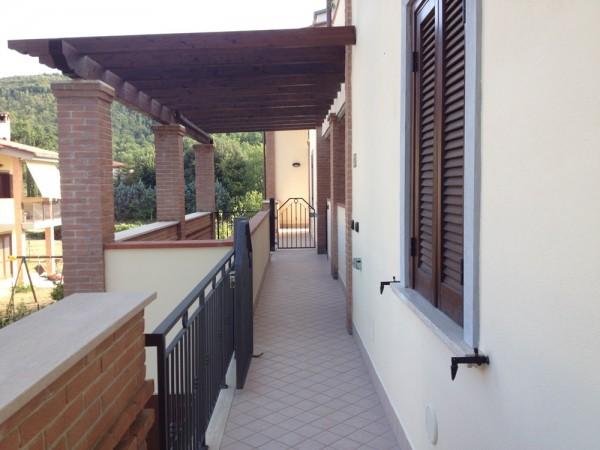 Appartamento in vendita a Perugia, Cenerente, 118 mq