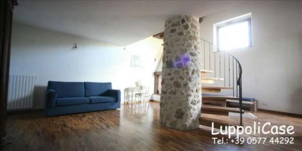 Villa in vendita a Sovicille, Con giardino, 450 mq - Foto 2
