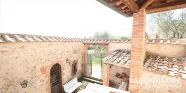 Villa in vendita a Sovicille, Con giardino, 450 mq - Foto 11