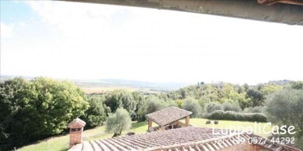 Villa in vendita a Sovicille, Con giardino, 450 mq - Foto 1