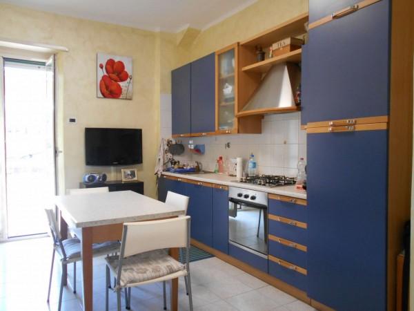 Appartamento in vendita a Torino, Parella, 78 mq