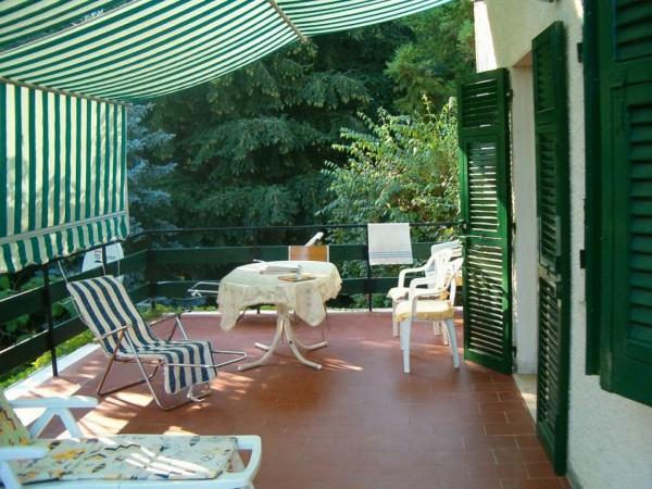 Villa in vendita a Borzonasca, Levaggi, Con giardino, 100 mq
