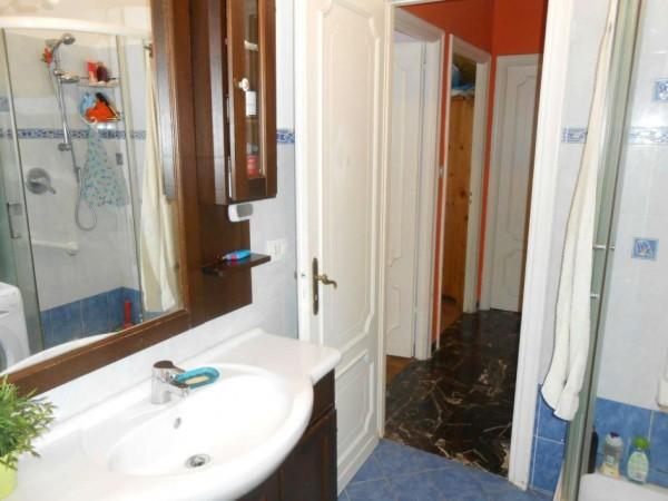 Appartamento in vendita a Genova, Adiacenze Via Carrara, 120 mq - Foto 6