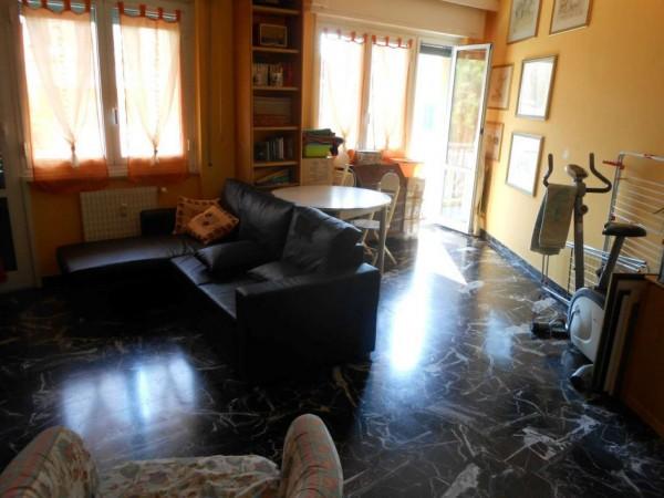 Appartamento in vendita a Genova, Adiacenze Via Carrara, 120 mq - Foto 43