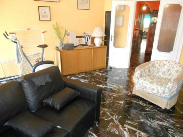 Appartamento in vendita a Genova, Adiacenze Via Carrara, 120 mq - Foto 24