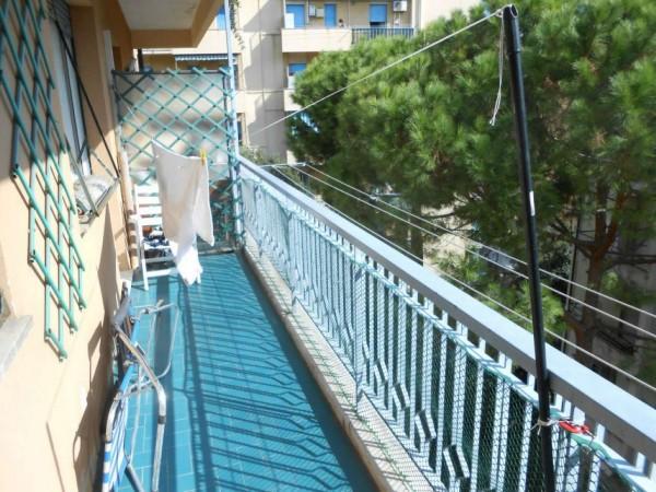 Appartamento in vendita a Genova, Adiacenze Via Carrara, 120 mq - Foto 28