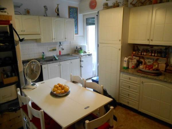 Appartamento in vendita a Genova, Adiacenze Via Carrara, 120 mq - Foto 22