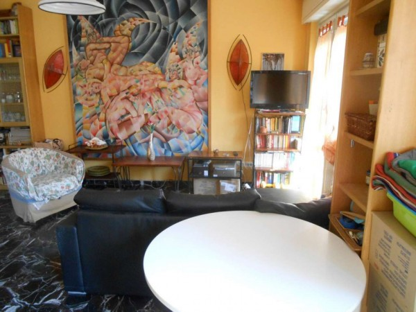 Appartamento in vendita a Genova, Adiacenze Via Carrara, 120 mq - Foto 25