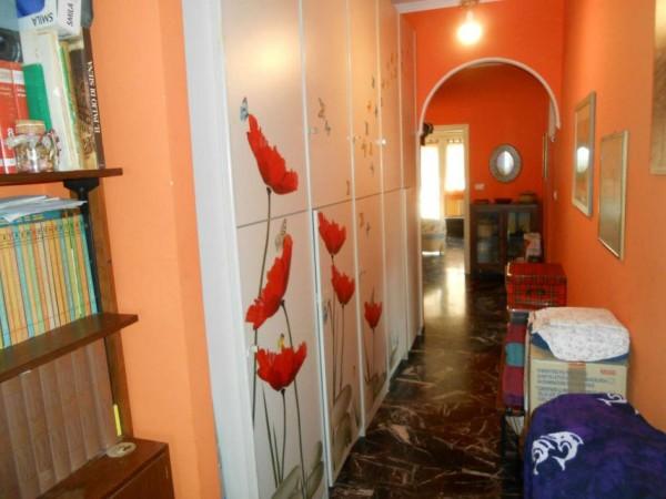 Appartamento in vendita a Genova, Adiacenze Via Carrara, 120 mq - Foto 37