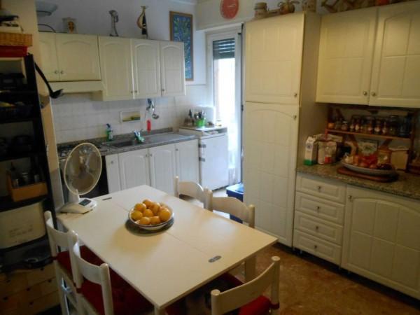 Appartamento in vendita a Genova, Adiacenze Via Carrara, 120 mq - Foto 21
