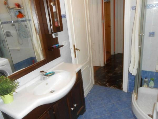 Appartamento in vendita a Genova, Adiacenze Via Carrara, 120 mq - Foto 7