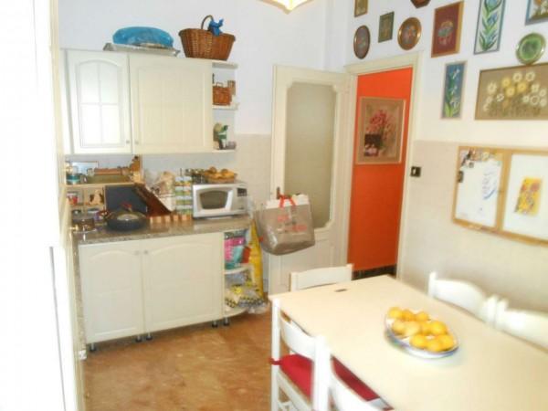 Appartamento in vendita a Genova, Adiacenze Via Carrara, 120 mq - Foto 20