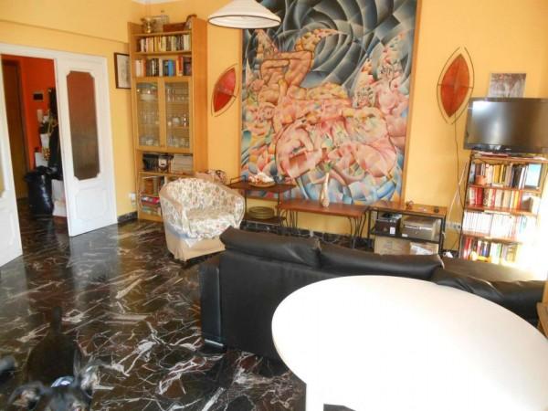 Appartamento in vendita a Genova, Adiacenze Via Carrara, 120 mq - Foto 44