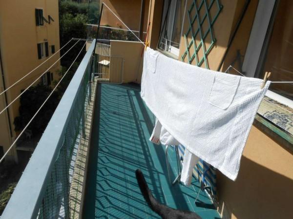 Appartamento in vendita a Genova, Adiacenze Via Carrara, 120 mq - Foto 3