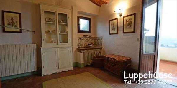 Villa in vendita a Sovicille, Con giardino, 180 mq - Foto 12