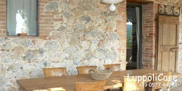 Villa in vendita a Sovicille, Con giardino, 180 mq - Foto 55