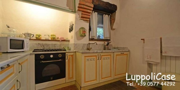 Villa in vendita a Sovicille, Con giardino, 180 mq - Foto 27