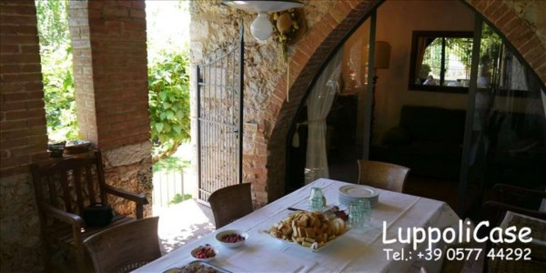 Villa in vendita a Sovicille, Con giardino, 180 mq - Foto 39