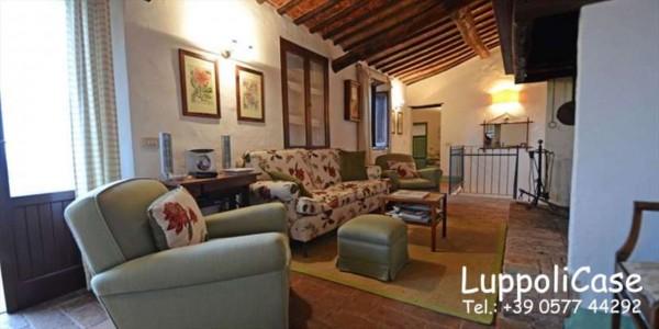 Villa in vendita a Sovicille, Con giardino, 180 mq - Foto 14