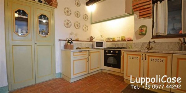 Villa in vendita a Sovicille, Con giardino, 180 mq - Foto 28
