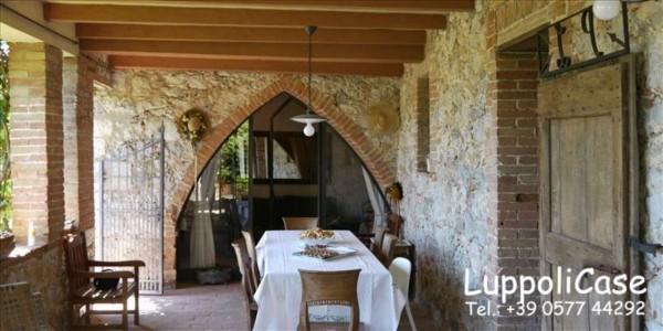 Villa in vendita a Sovicille, Con giardino, 180 mq - Foto 48