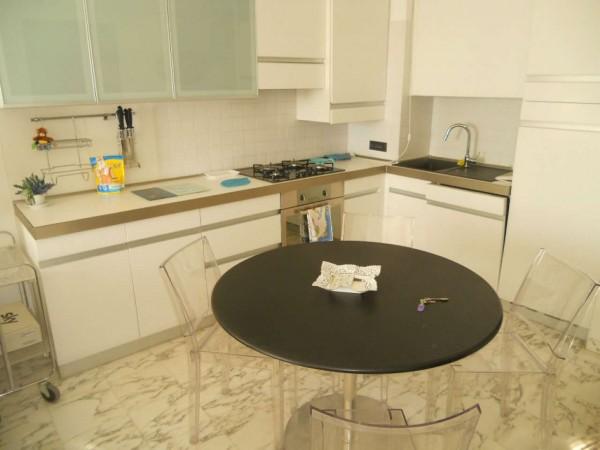 Appartamento in vendita a Chiavari, Sant'andrea Di Rovereto, Con giardino, 70 mq