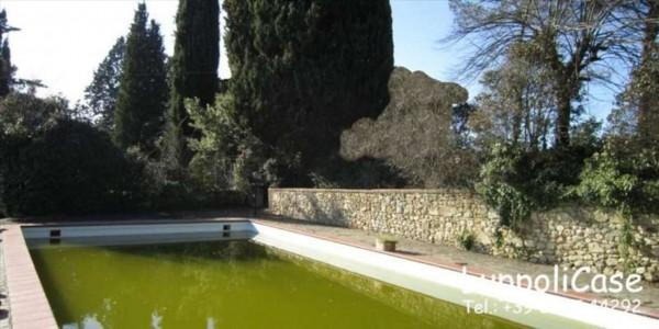 Villa in vendita a Monteriggioni, Con giardino, 1600 mq - Foto 1