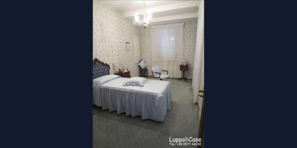 Appartamento in vendita a Monteroni d'Arbia, Con giardino, 200 mq - Foto 2