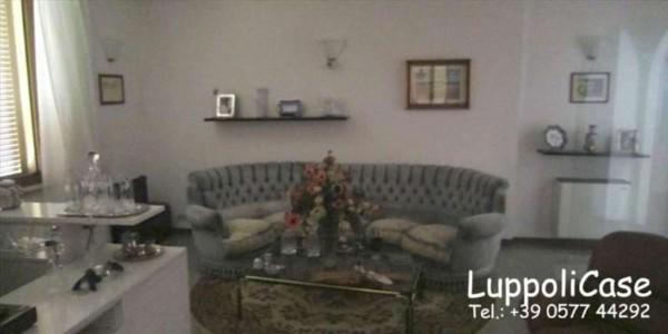 Appartamento in vendita a Monteroni d'Arbia, Con giardino, 200 mq - Foto 3