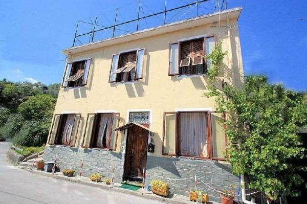 Casa indipendente in vendita a Uscio, Con giardino, 120 mq - Foto 2