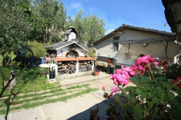 Casa indipendente in vendita a Uscio, Con giardino, 120 mq