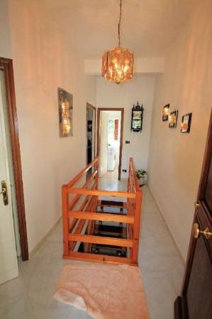 Casa indipendente in vendita a Uscio, Con giardino, 120 mq - Foto 13
