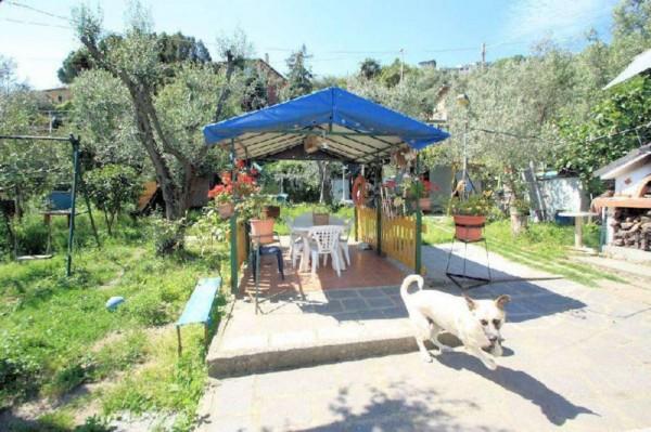 Casa indipendente in vendita a Uscio, Con giardino, 120 mq - Foto 14