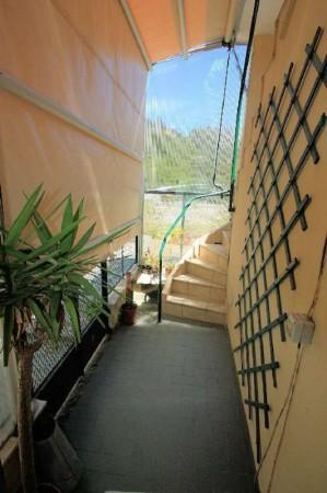 Casa indipendente in vendita a Uscio, Con giardino, 120 mq - Foto 9